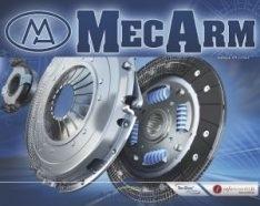 Корзина сцепления в сборе MecArm/тросиковая КПП/2170,2190,калина2,VESTA