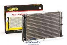 Радиатор охлаждения ВАЗ 2108-2115. Hofer.