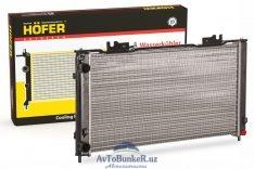 Радиатор основной A\C 2170 /halla/ (HF708432) /Hofer/