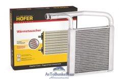 Радиатор отопителя Lada 2190 (HF730234) /Hofer/
