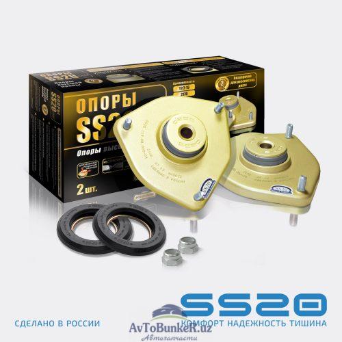 Опоры стоек ВАЗ 2170 SS20 Gold (с подшипником SS20) (2 шт.)