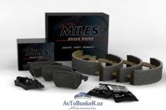 Задние тормозные колодки(дисковые тормоза)КАЛИНА СПОРТ MILES