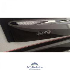 Дефлекторы окон Anv air Lada Vesta SD