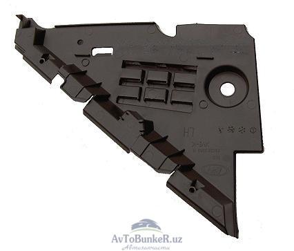 Защита Lada XRAY переднего бампера левая (пыльник)