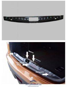 Накладка в проём багажника Lada X-Ray