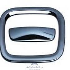 Накладка на ручку перчаточного ящика LADA X-RAY хром