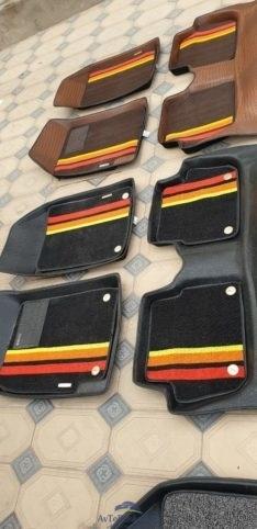 3D коврики салона \ полики с газоном LADA X-RAY,X-RAY CROSS