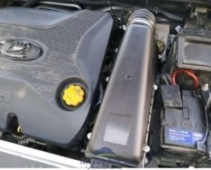 Комплект системы холодного впуска от Lada Vesta Sport