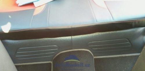 """Накладки на ковролин заднего сиденья """"ЯрПласт"""" для LADA VESTA SD,SW"""