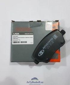 Комплект передних колодок LADA 16 кл LARGUS,VESTA