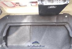 Ворсовая накладка в проём багажника багажника Lada Vesta